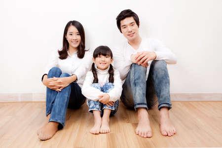 family portrait Stock Photo - 16745221