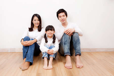 family portrait Stock Photo - 16745224