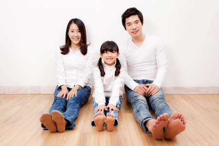 family portrait Stock Photo - 16745226