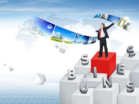 business Stock Photo - 16745350