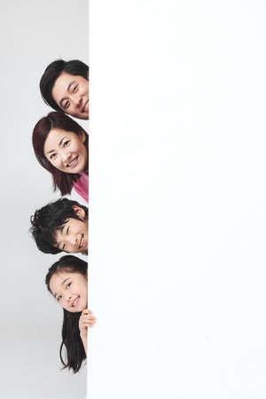 large family portrait Stock Photo - 16745877