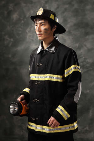 firefighter Stock Photo - 16746425