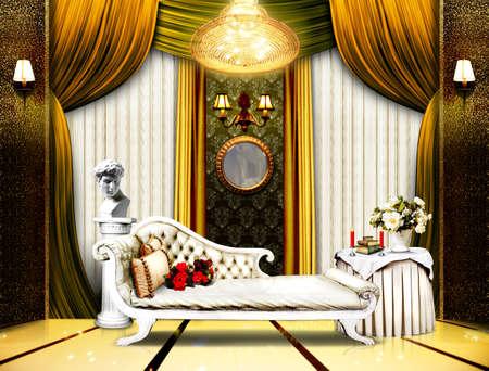 architecture, interior Stock Photo - 16769802