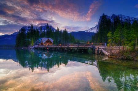 Emerals Lake