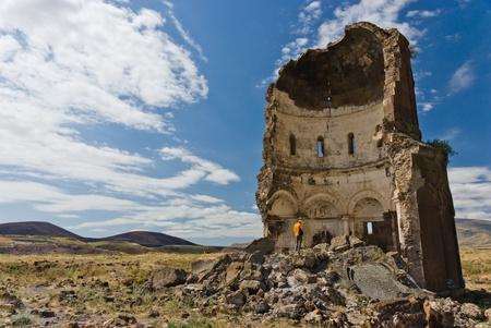 the Church of the Redeemer - Ani, Turkey
