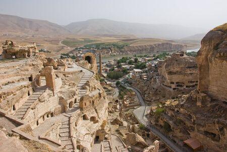 the ancient town of Hasankeyf - Turkey