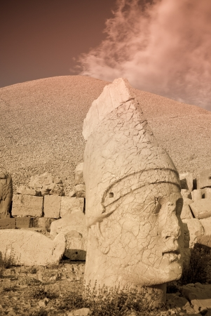anatolia: Nemrut Dagi in Anatolia - Turkey