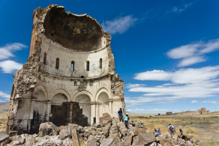 the Church of the Redeemer - Ani, Turkey