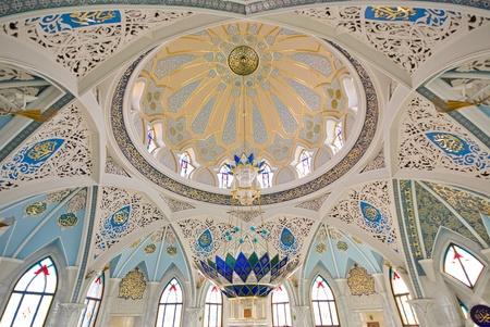 Qulsharif mosque in Kazan, Russia
