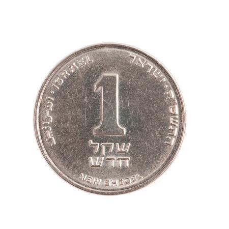 sheqel: One Israeli New Sheqel