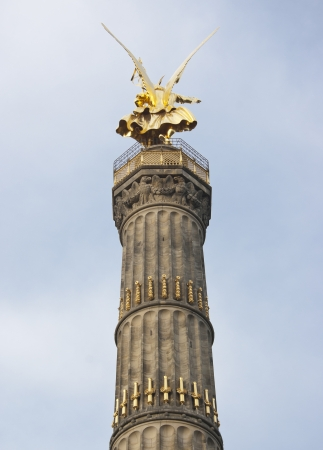 Berlin victory column - siegessaeule - Germany  photo
