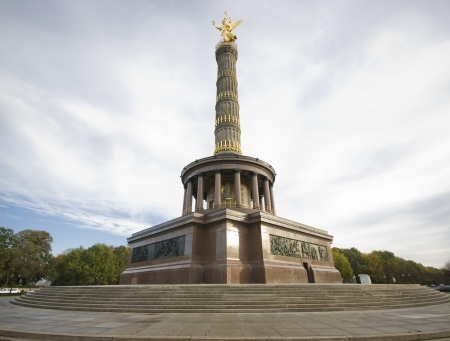 Berlin victory coloumn - siegessaeule - Germany  photo