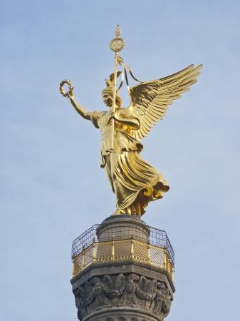 Berlin victory column - siegessaeule - Germany  photo