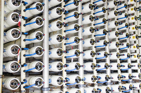 reverse osmosis plant for desalination water in Israel