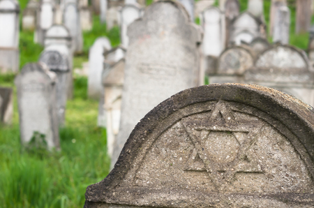 jewish cemetary at Tokaj, Hungary