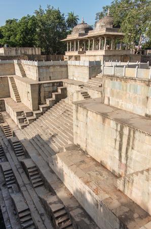 ka: Dhabhai Ka Kund water tank - Bundi, Rajasthan