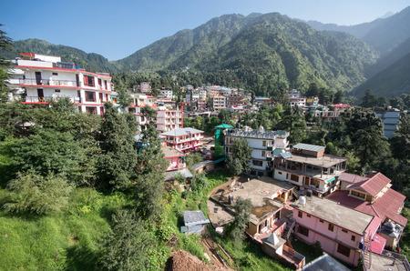 himachal pradesh: Bhagsu, near Mcleod Gabj, Himachal Pradesh, India