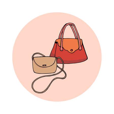 Women's bags for your design. Beautiful handbags