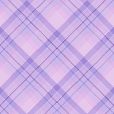 Seamless pattern in wonderful violet and purple colors for plaid, fabric, textile, clothes, tablecloth and other things. Vector image. 2