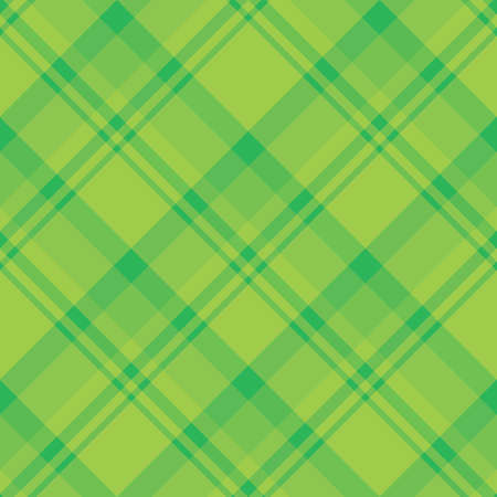 Seamless pattern in magnificent light and dark green colors colors for plaid, fabric, textile, clothes, tablecloth and other things. Vector image. 2