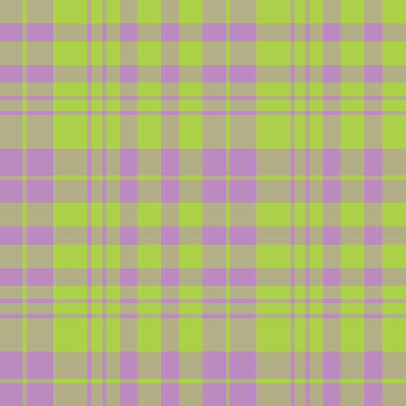 Seamless pattern in fascinating violet and green colors for plaid, fabric, textile, clothes, tablecloth and other things. Vector image.