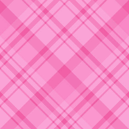Seamless pattern in wonderful bright cold pink colors for plaid, fabric, textile, clothes, tablecloth and other things. Vector image. 2