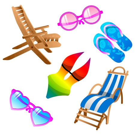 Summer Icons   photo
