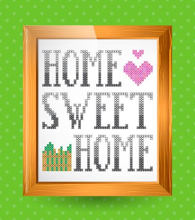 Home Sweet Home Sign photo