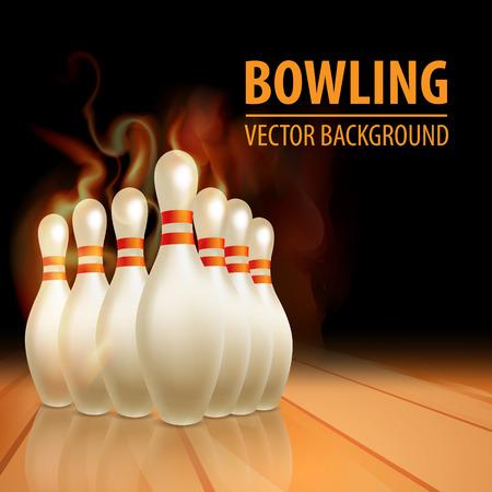 bolos: Bowling fondo