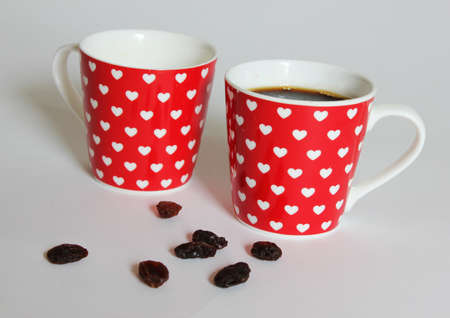 cups and raisins Stock Photo - 15255466