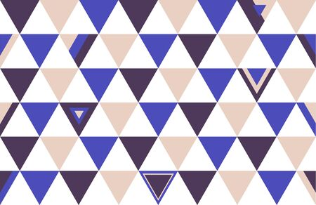 nihon: Japan Top Colors Background Triangle Polygon 2015 Vector Illustration Illustration