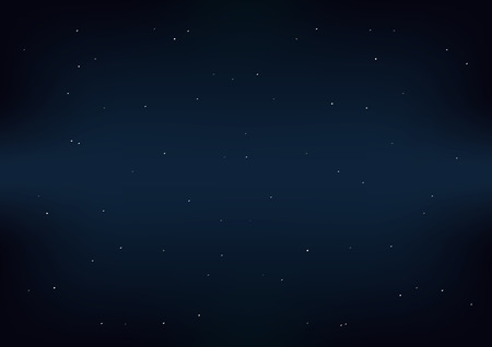 deep blue: Dark Space Deep Blue Navy Background Vector Illustration Illustration