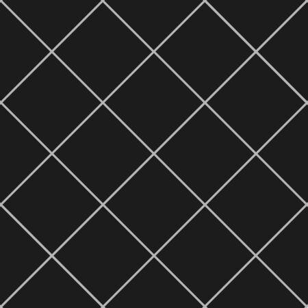 gray and black: Grid Square Gray Black Background Vector Illustration Illustration