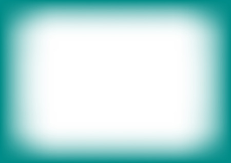 Blue Green blur Copyspace Background  Vector Illustration