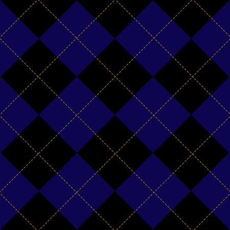chequer: Royal Blue Diamond Background Vector Illustration