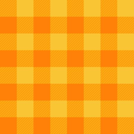 chequer: Yellow Orange Chessboard Background