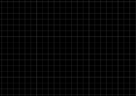 grid black background: White Grid Black Background Vector Illustration