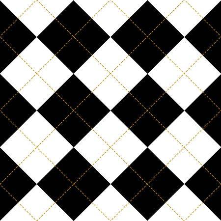 chequer: Royal White Diamond Background Vector Illustration Illustration
