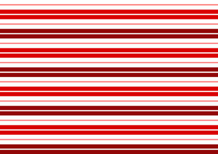 scarlet: Red White Stripes Background Vector Illustration Illustration
