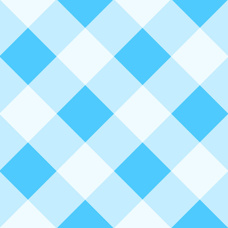 diamond background: Blue White Diamond Chessboard Background Vector Illustration