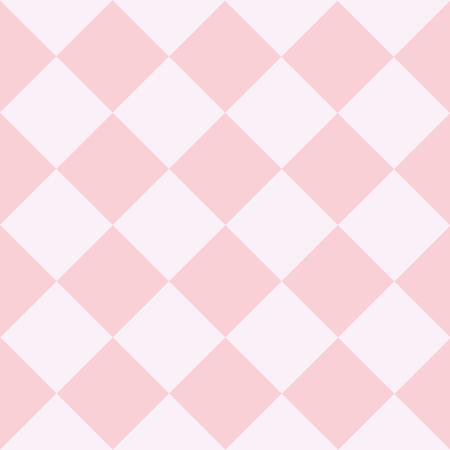 Pink White Chess Board Diamond Background Vector Illustration Illusztráció