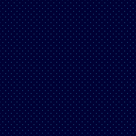 Blue Dots Navy Background Vector Illustration