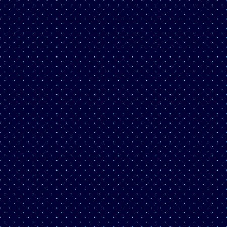 navy blue background: Blue Dots Navy Background Vector Illustration