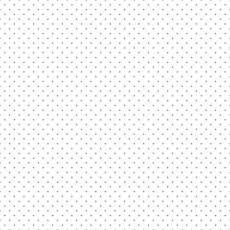 ブラック ドット ホワイト バック グラウンド ベクトル図