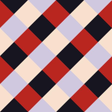 violet red: Red Violet Chess Board Diamond Background Illustration