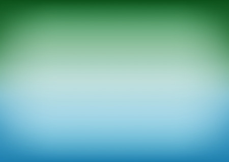 aqua background: Emerald Water Gradient Background Vector Illustration Illustration