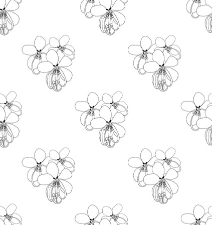 Shower Flower pattern