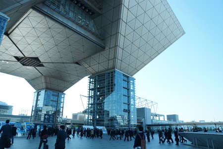 Tokyo Big Sight Convention Center Редакционное