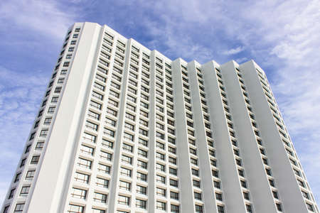 suburbs: The condo Accommodation in the suburbs