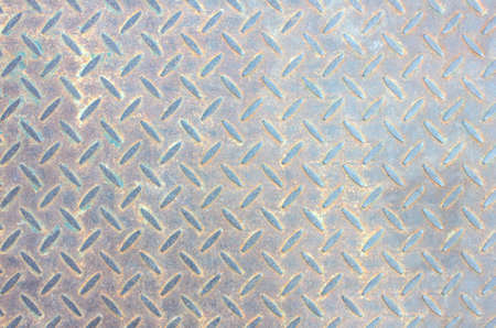 ironworks: steel Patterned background Old metal plate Stock Photo